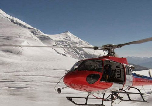 Exploring the Annapurna base camp through a helicopter is a lifetime experience with himalayan summit 1 day tour.