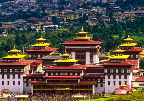 Central and Western Bhutan Tour