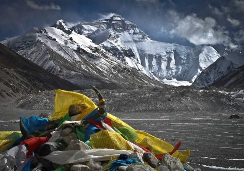 North Everest Base Camp Tour via Lhasa