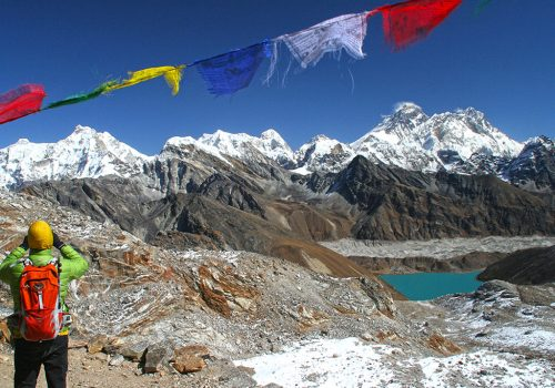 everest-gokyo valley trek