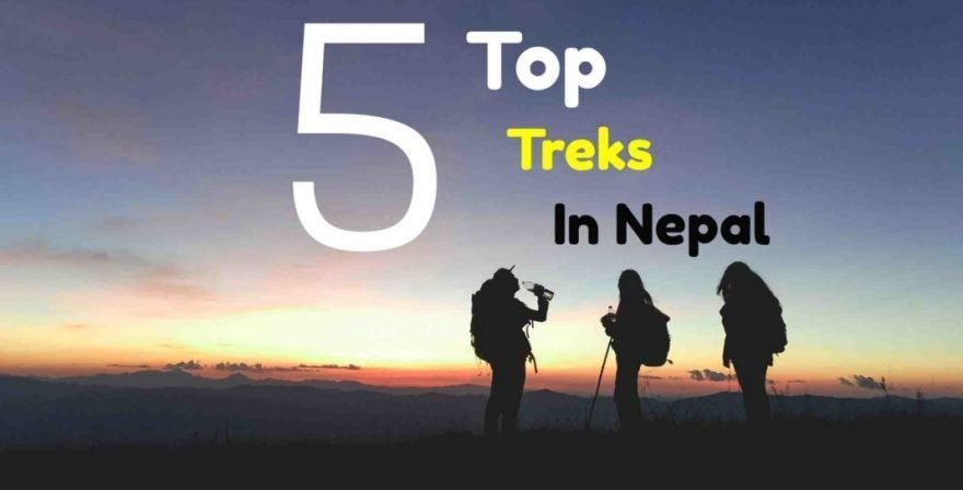 top 5 best treks in nepal himalayan summit and expedition